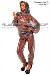 Male Plastic Clothing