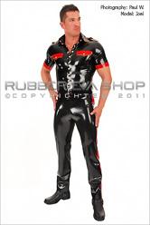 Mens Rubber Uniforms