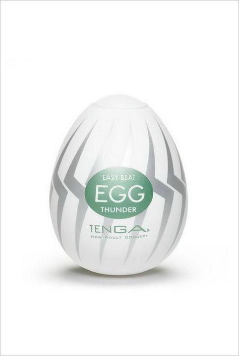 TENGA Thunder Egg