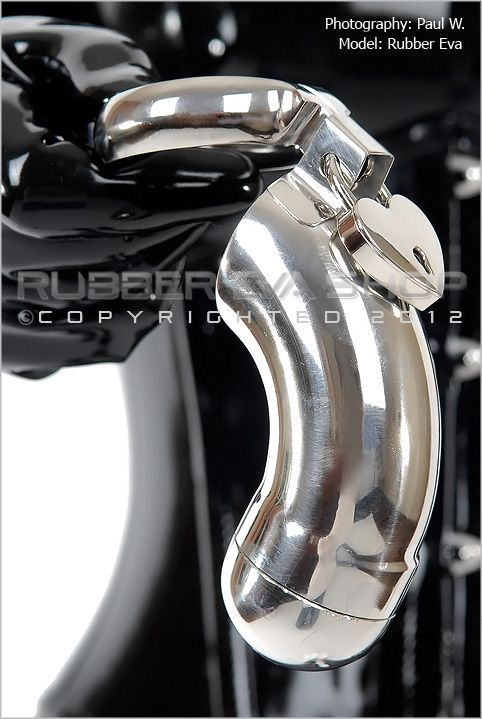 Chastity Cock Cage With Removable Head