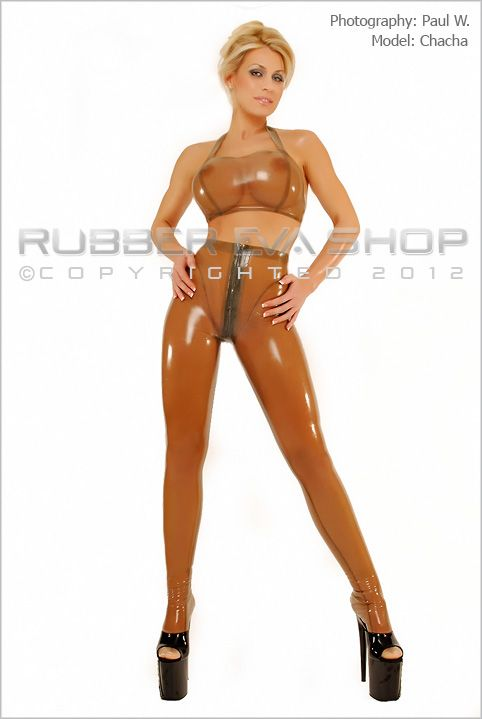 Rubber Footed Tights