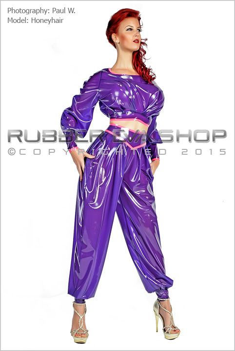 Rubber Harem Outfit