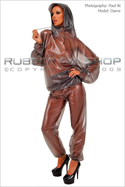 Plastic Breathplay Tracksuit