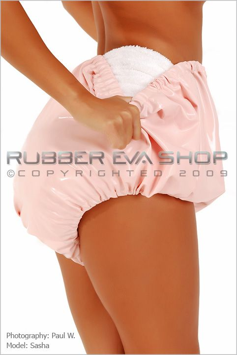 Adult Baby Rubber Pants