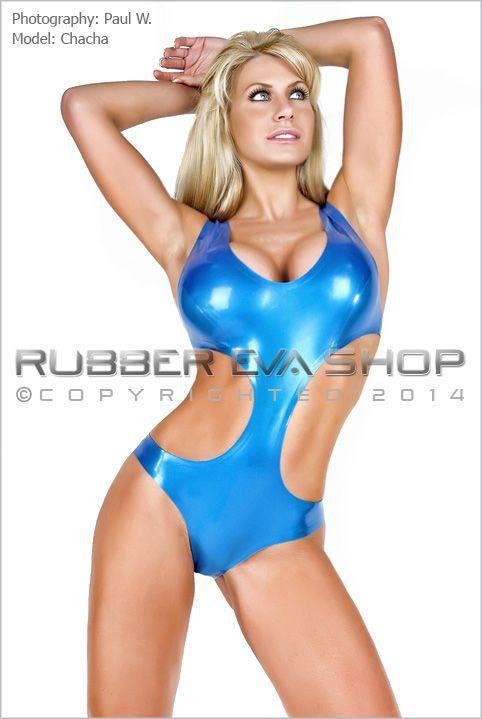 Barbarella Rubber Swimsuit