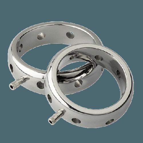 ELECTRASTIM PRESTIGE METAL COCK RING