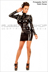 Female Rubber Clothing