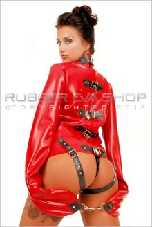 Rubber & PVC Bondage
