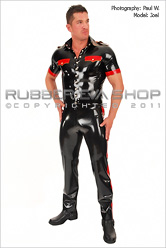 Mens Rubber Uniforms