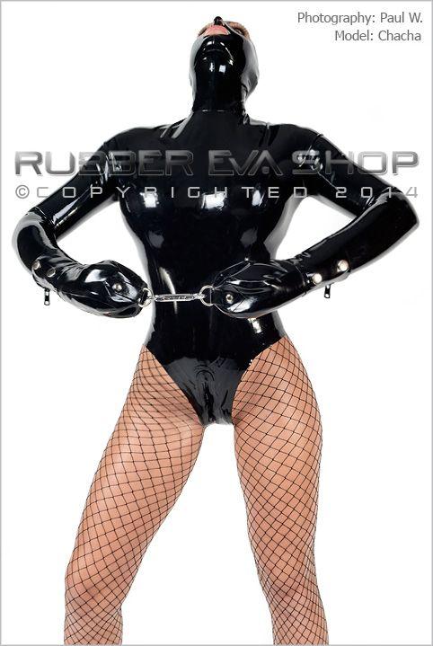 Bondage rubber photos