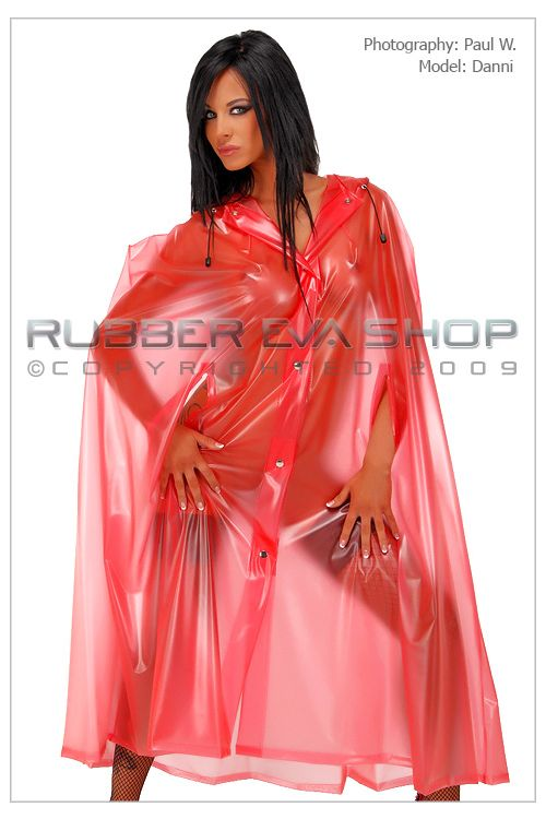 Full Length Plastic Cape
