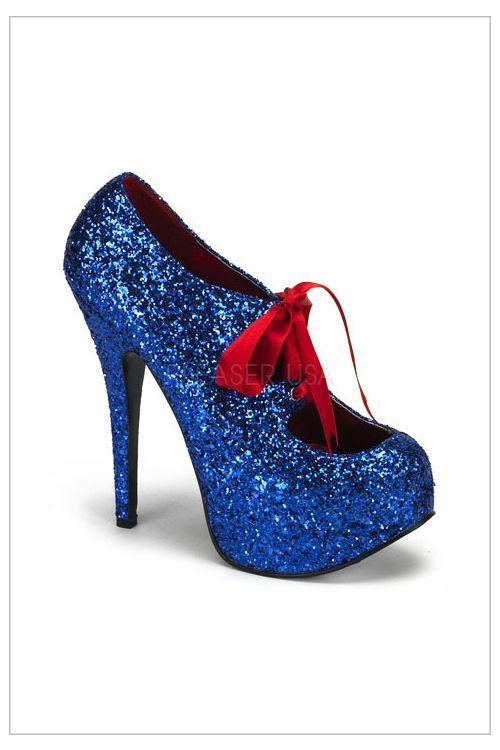 Teaser Platform Shoe Style 10