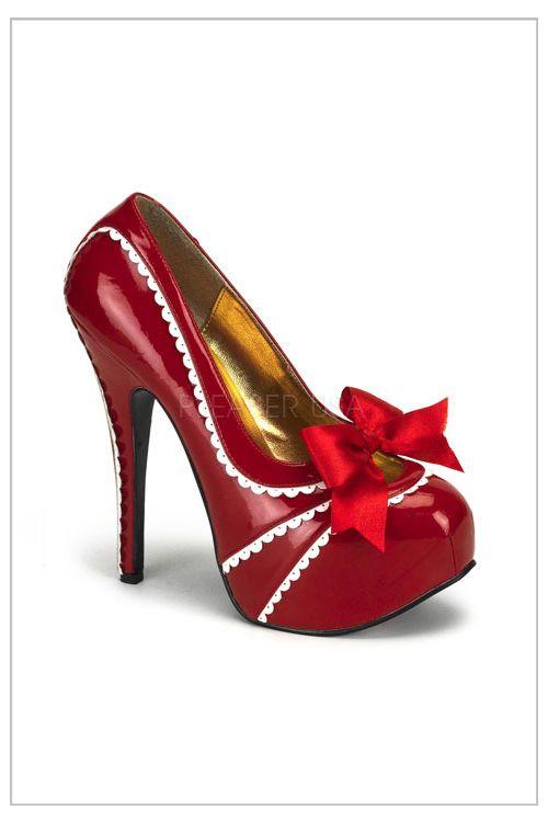 Teaser Platform Shoe Style 14