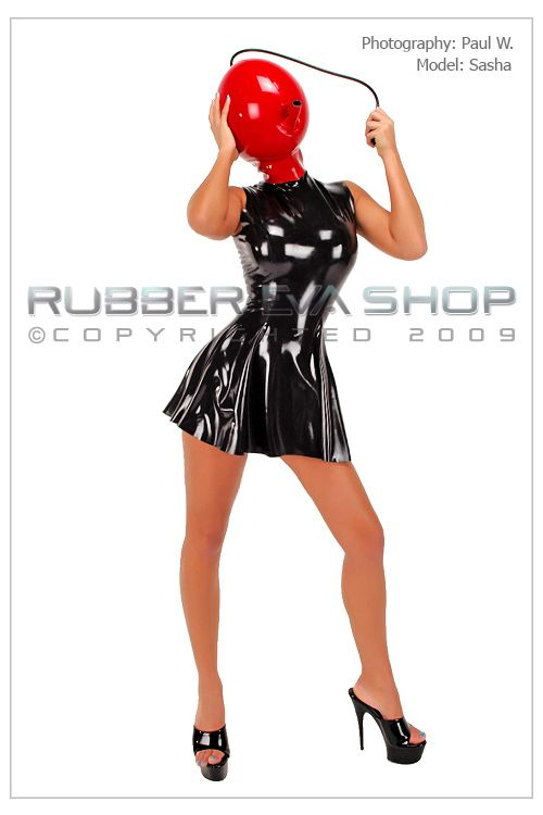 Inflatable Rubber Hood