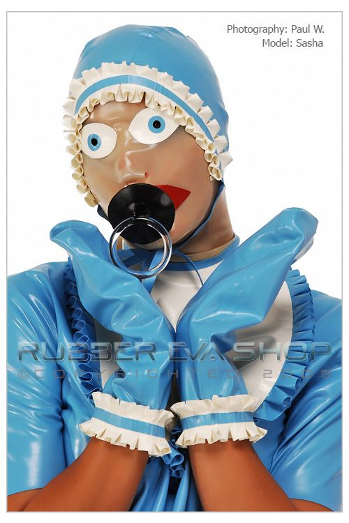 Rubber Dolly Hood