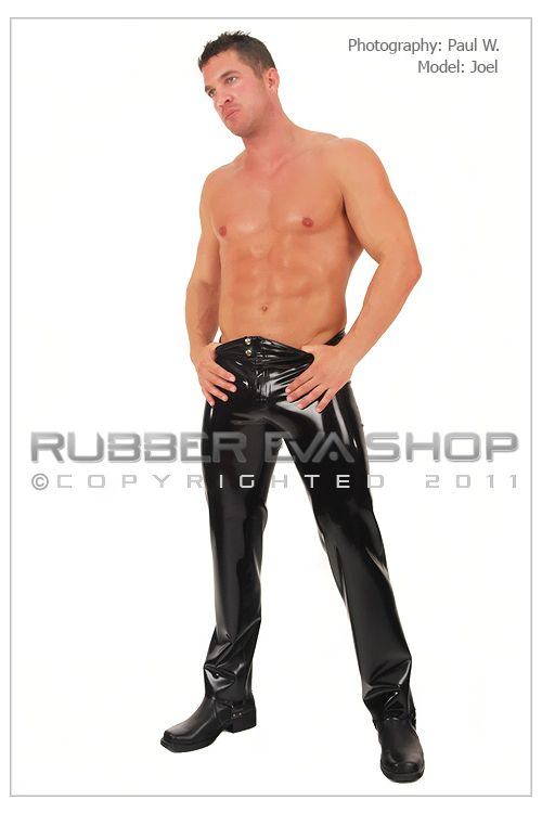 Mens Rubber Trousers
