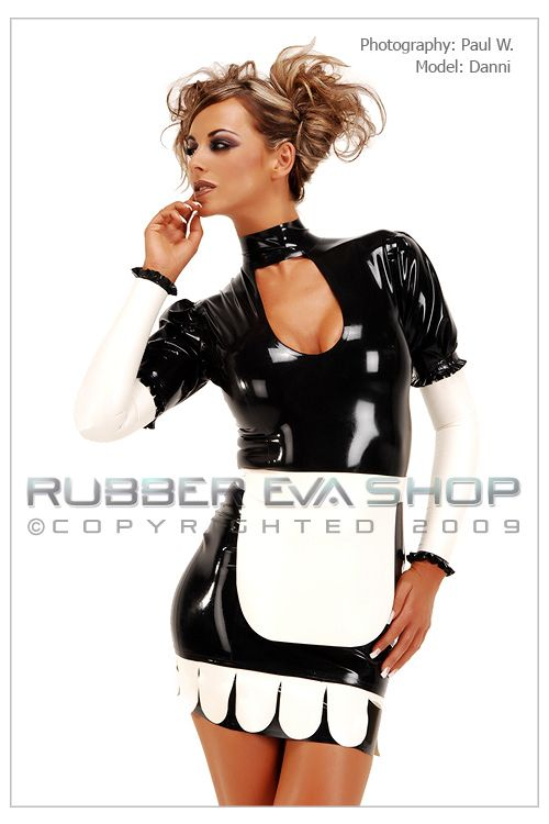 Deluxe Rubber Maid Dress