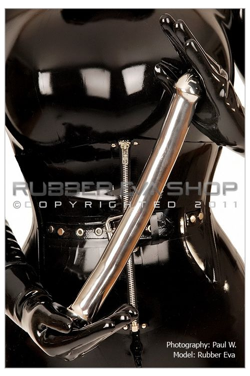 Stainless Steel Double Ender Dildo