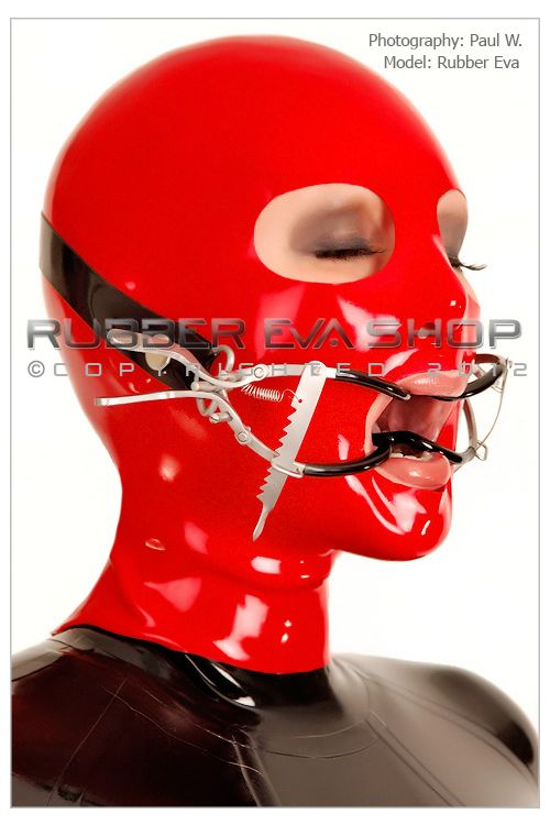 Brutal Rubber Ratchet Jennings Gag