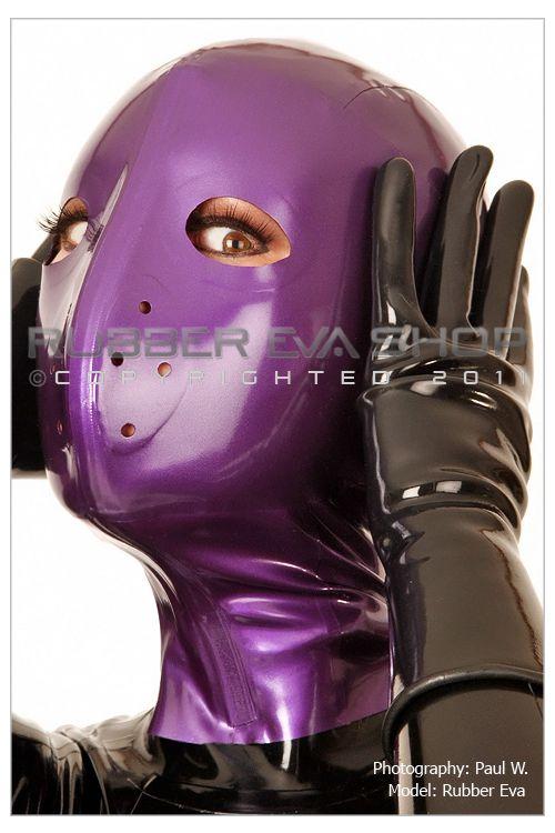 Latex Hannibal Hood