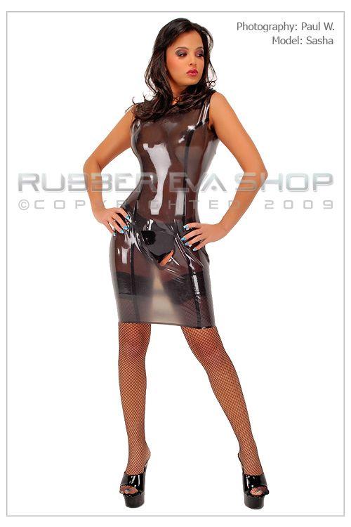 Pussy Poke Spanking Dress