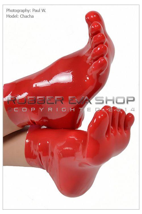 "Rubber Toe Socks ""Special Offer"""