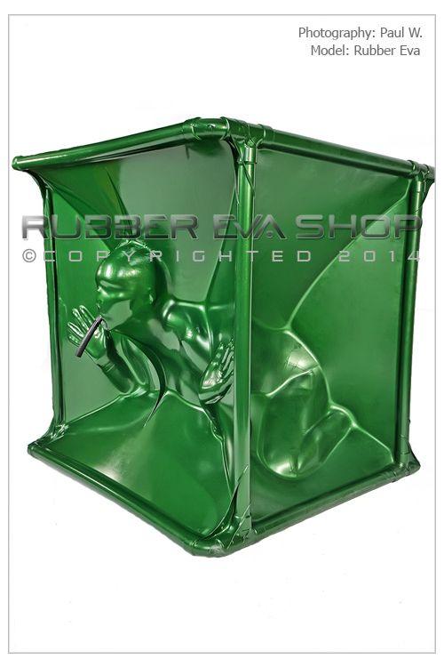Rubber Vac Cube