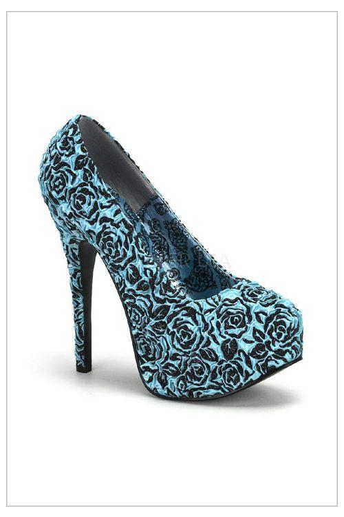 Teaser Platform Shoe Style 39